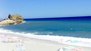 Playas en Málaga con acceso limitado para westies